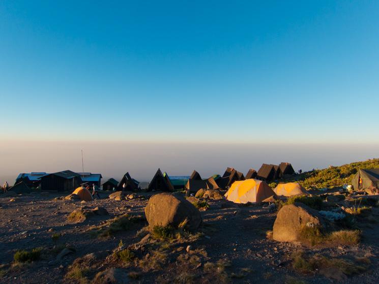 Horombo Huts
