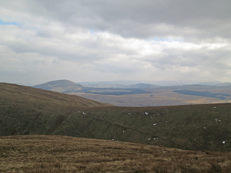 Great Mell Fell from White Horse Bent