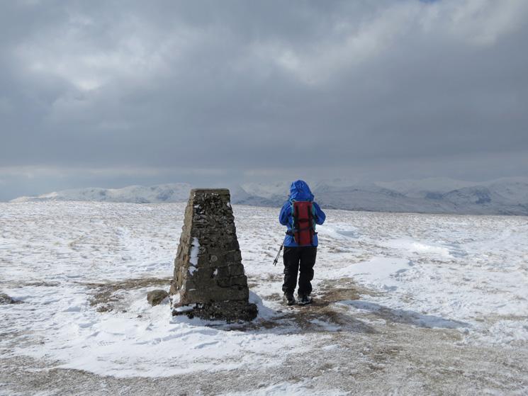 Loadpot Hill summit