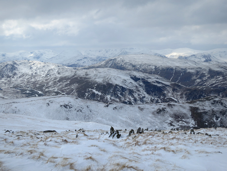 Not as clear on Helvellyn