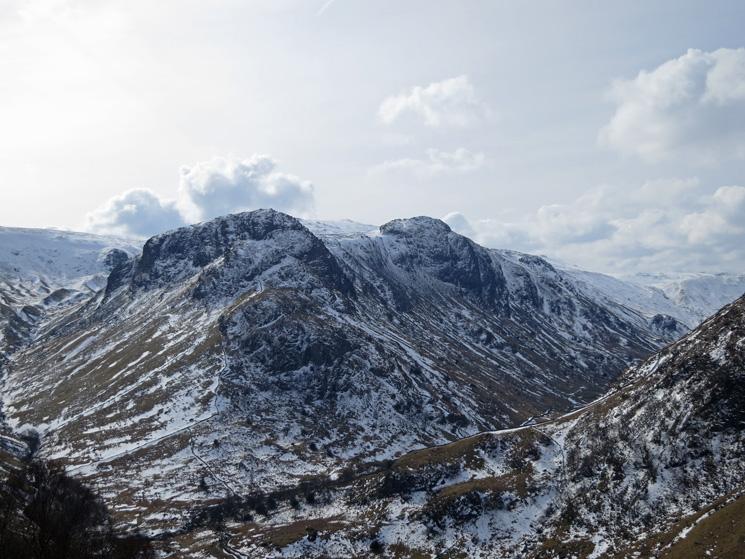 Eagle Crag and Sergeant's Crag