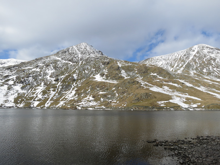 Ill Bell with Froswick on the right