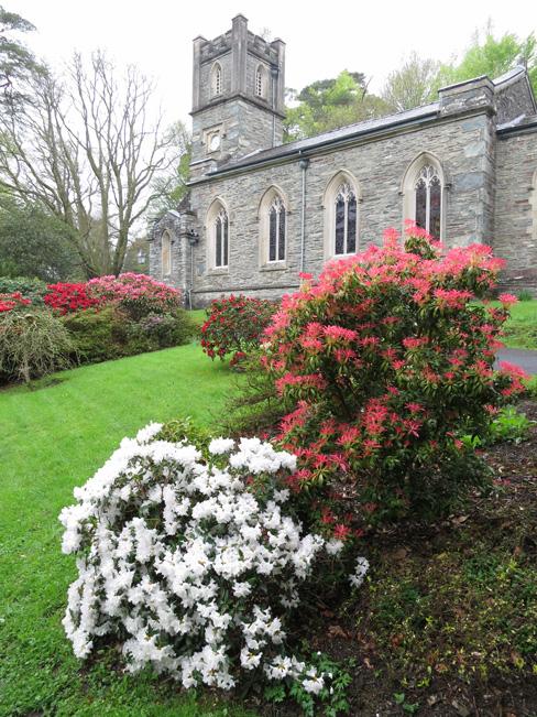 St Mary�s Church, Rydal