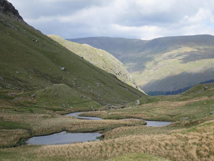 Wythburn Head Tarns