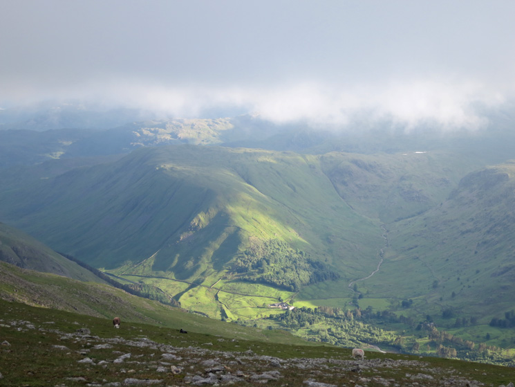 Steel Fell and the Wythburn valley