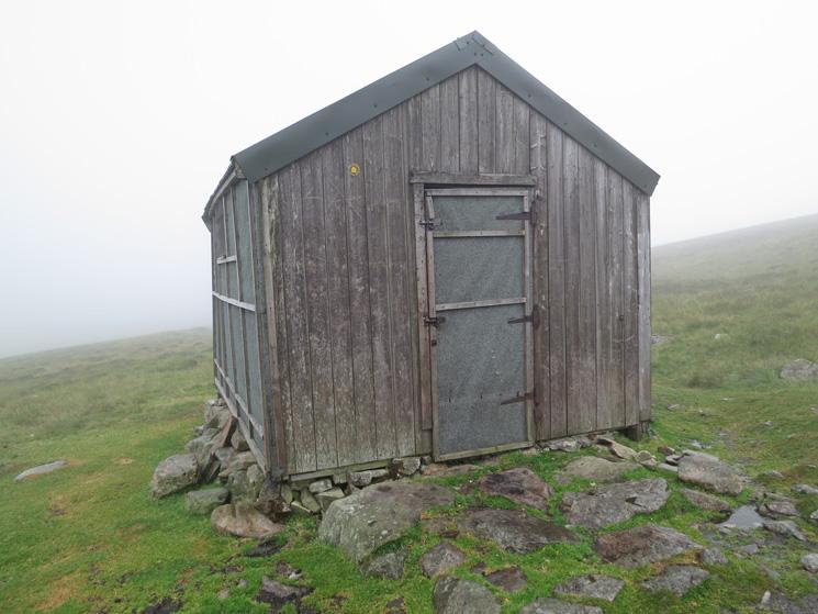 A detour to Lingy Hut