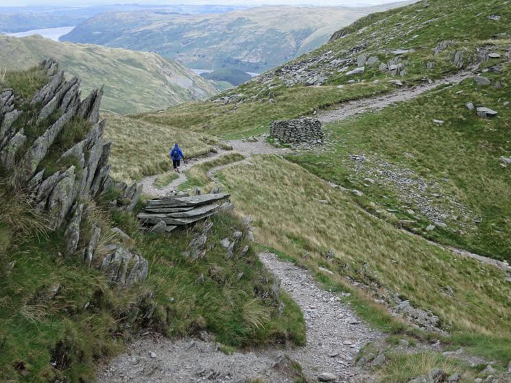 Reaching Nan Bield Pass