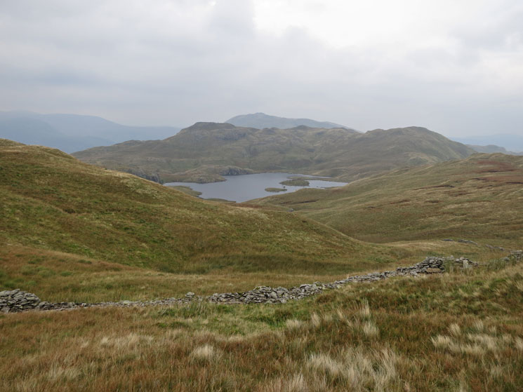 Angle Tarn to the north